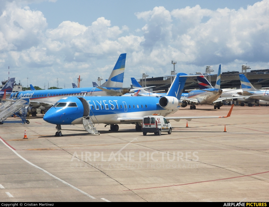 - Airport Overview SABE aircraft at Buenos Aires - Jorge Newbery