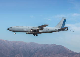982 - Chile - Air Force Boeing KC-135E Stratotanker