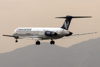 EP-MDF - Iran Air Tours McDonnell Douglas MD-83