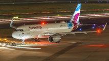 D-AEWQ - Eurowings Airbus A320 aircraft