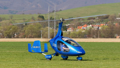OK-SWC11 - Private AutoGyro Europe Cavalon