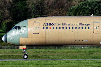 9V-SGE - Singapore Airlines Airbus A350-900 ULR