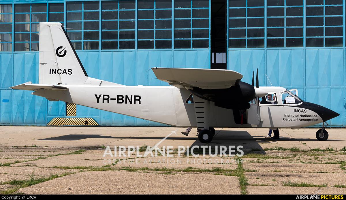 Incas YR-BNR aircraft at Craiova
