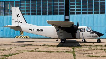 YR-BNR - Incas Britten-Norman BN-2 Islander