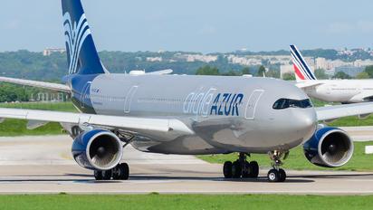 F-HTAC - Aigle Azur Airbus A330-200
