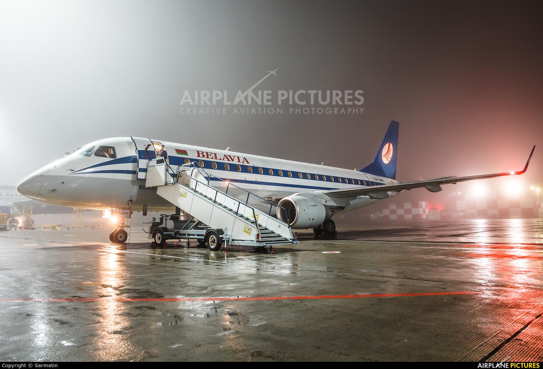 Belavia EW-341PO aircraft at Kazan