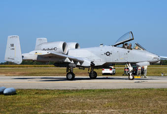80-0224 - USA - Air Force Fairchild A-10 Thunderbolt II (all models)