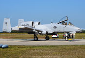 80-0224 - USA - Air Force Fairchild A-10 Thunderbolt II (all models) aircraft