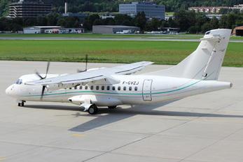 F-GVZJ - Aero4m ATR 42 (all models)
