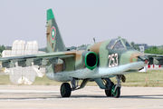 253 - Bulgaria - Air Force Sukhoi Su-25K aircraft