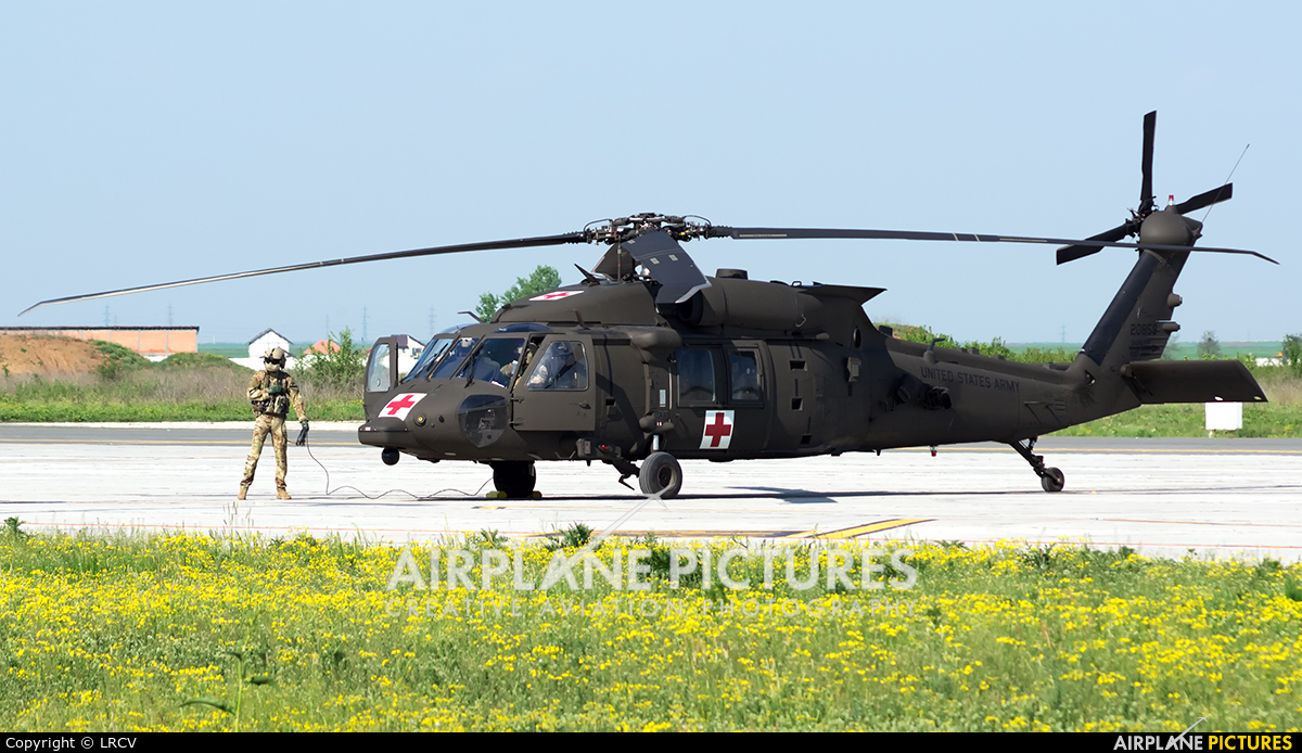 USA - Army 16-20859 aircraft at Craiova