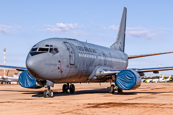 922 - Chile - Air Force Boeing 737-300QC