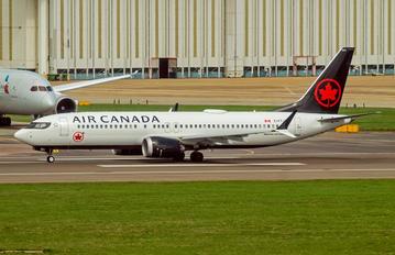 C-FTJV - Air Canada Boeing 737-8 MAX