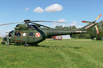 0415 - Poland - Air Force PZL W-3 Sokół