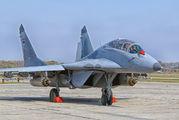 18351 - Serbia - Air Force Mikoyan-Gurevich MiG-29UB aircraft