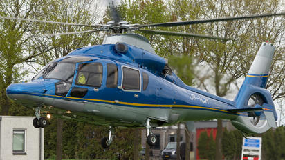 UR-ICH - Private Airbus Helicopters EC155 B1