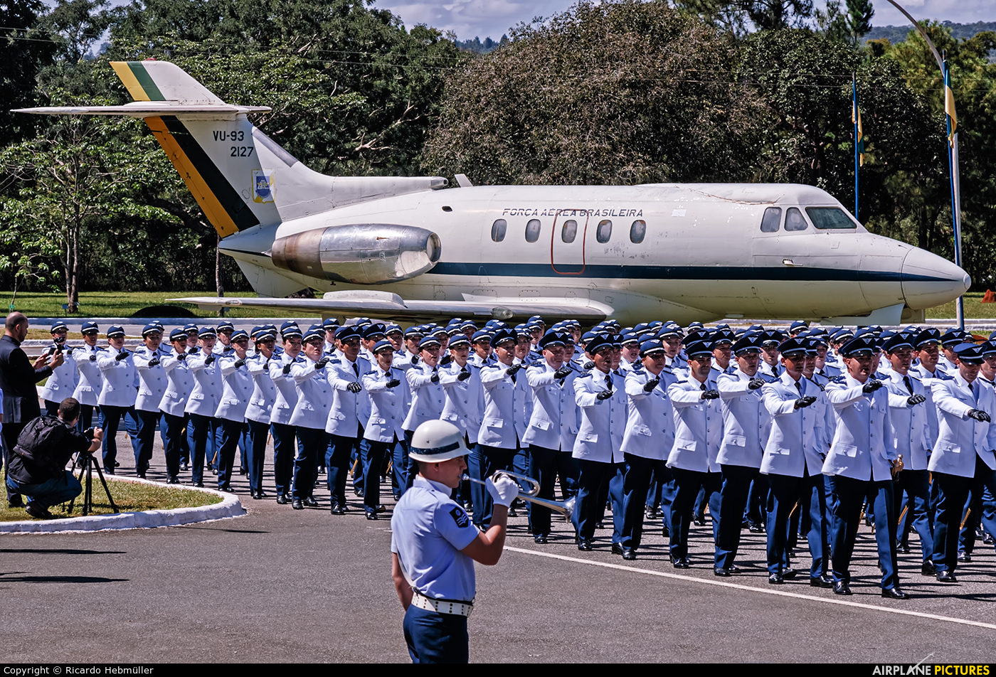 Brazil - Air Force 2127 aircraft at Brasília - Presidente Juscelino Kubitschek Intl