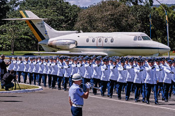 2127 - Brazil - Air Force - Aviation Glamour - Military Personnel