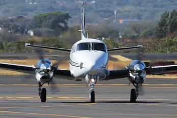 TI-BFY - Aero Colono Beechcraft 90 King Air Cargoliner