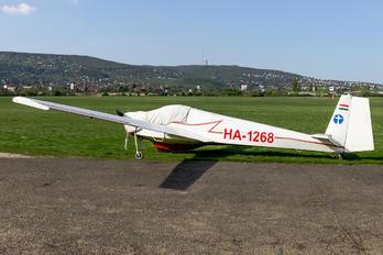 HA-1268 - Private Scheibe-Flugzeugbau SF-25 Falke