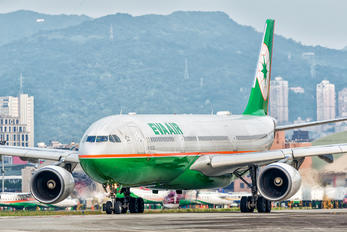 B-16336 - Eva Air Airbus A330-300