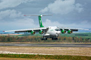 EZ-F427 - Turkmenistan Airlines Ilyushin Il-76 (all models) aircraft