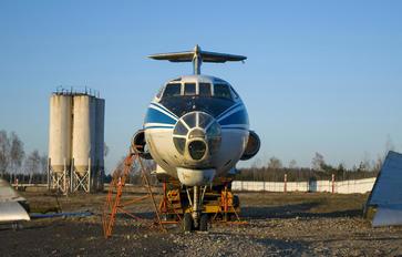 EW-65145 - Belavia Tupolev Tu-134A