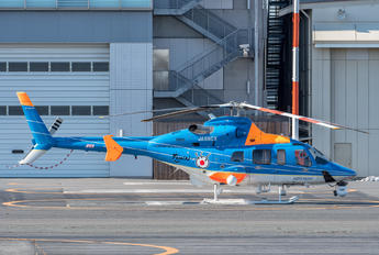 JA88CX - Aero Asahi Bell 430