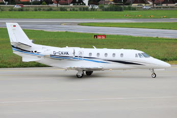 D-CKHK - Stuttgarter Flugdienst Cessna 560XL Citation XLS