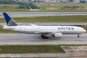 United Airlines N799UA image