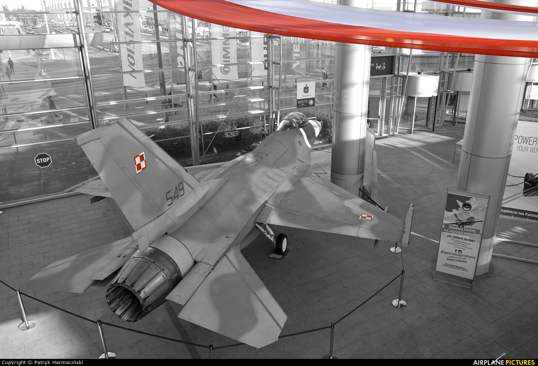 Poland - Air Force 549 aircraft at Off Airport - Poland