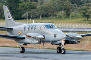 FAC5759 - Colombia - Air Force Beechcraft 90 King Air aircraft