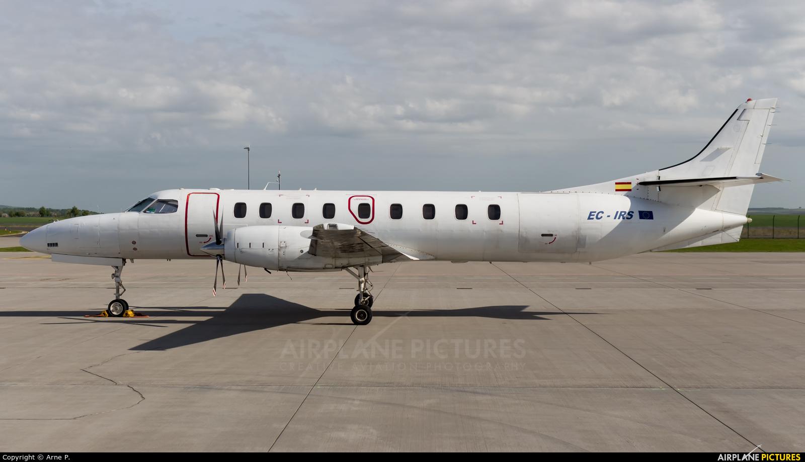 Zorex EC-IRS aircraft at Kassel-Calden