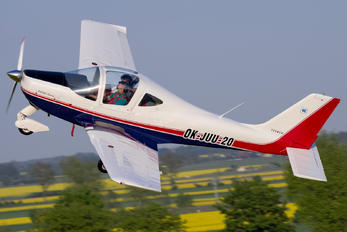 OK-JUU20 - Private Tecnam P2002