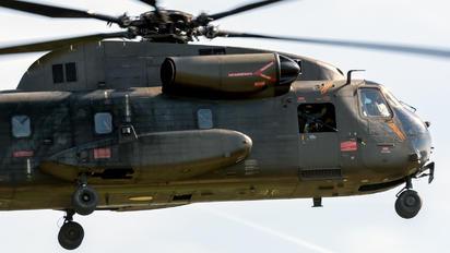 84+73 - Germany - Air Force Sikorsky CH-53GA
