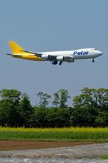 N857GT - Polar Air Cargo Boeing 747-8F