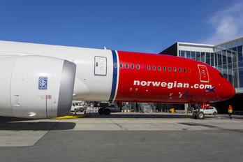 LNLNI - Norwegian Long Haul Boeing 787-9 Dreamliner