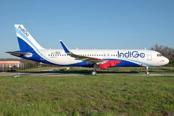 F-WWDI - IndiGo Airbus A320