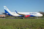 F-WWDI - IndiGo Airbus A320 aircraft