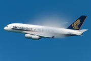 9V-SKV - Singapore Airlines Airbus A380 aircraft