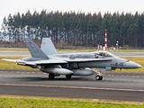 C.15-15 - Spain - Air Force McDonnell Douglas EF-18A Hornet aircraft
