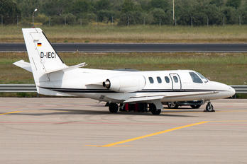 D-IECI - Private Cessna 500 Citation