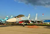 RF-81698 - Russia - Air Force Sukhoi Su-30SM aircraft