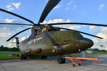 2008 - Russia - Air Force Mil Mi-26T2