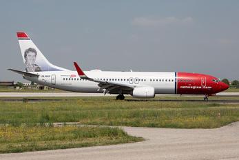 LN-NGD - Norwegian Air Shuttle Boeing 737-86X(WL)