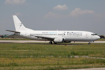 9H-AMW - Blue Panorama Airlines Boeing 737-400