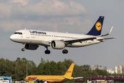 D-AING - Lufthansa Airbus A320 NEO aircraft