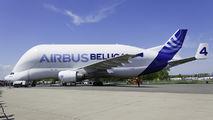 EDDB - Airbus Industrie Airbus A300 Beluga aircraft