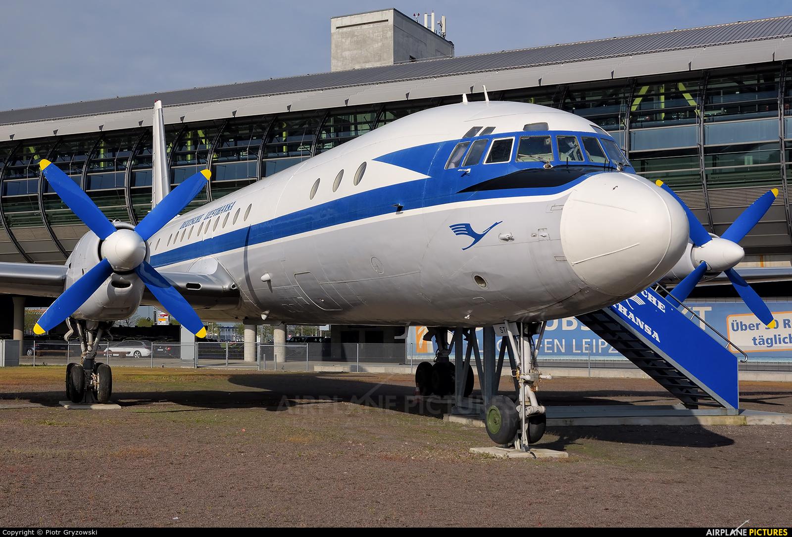 Lufthansa DM-STA aircraft at Leipzig - Halle