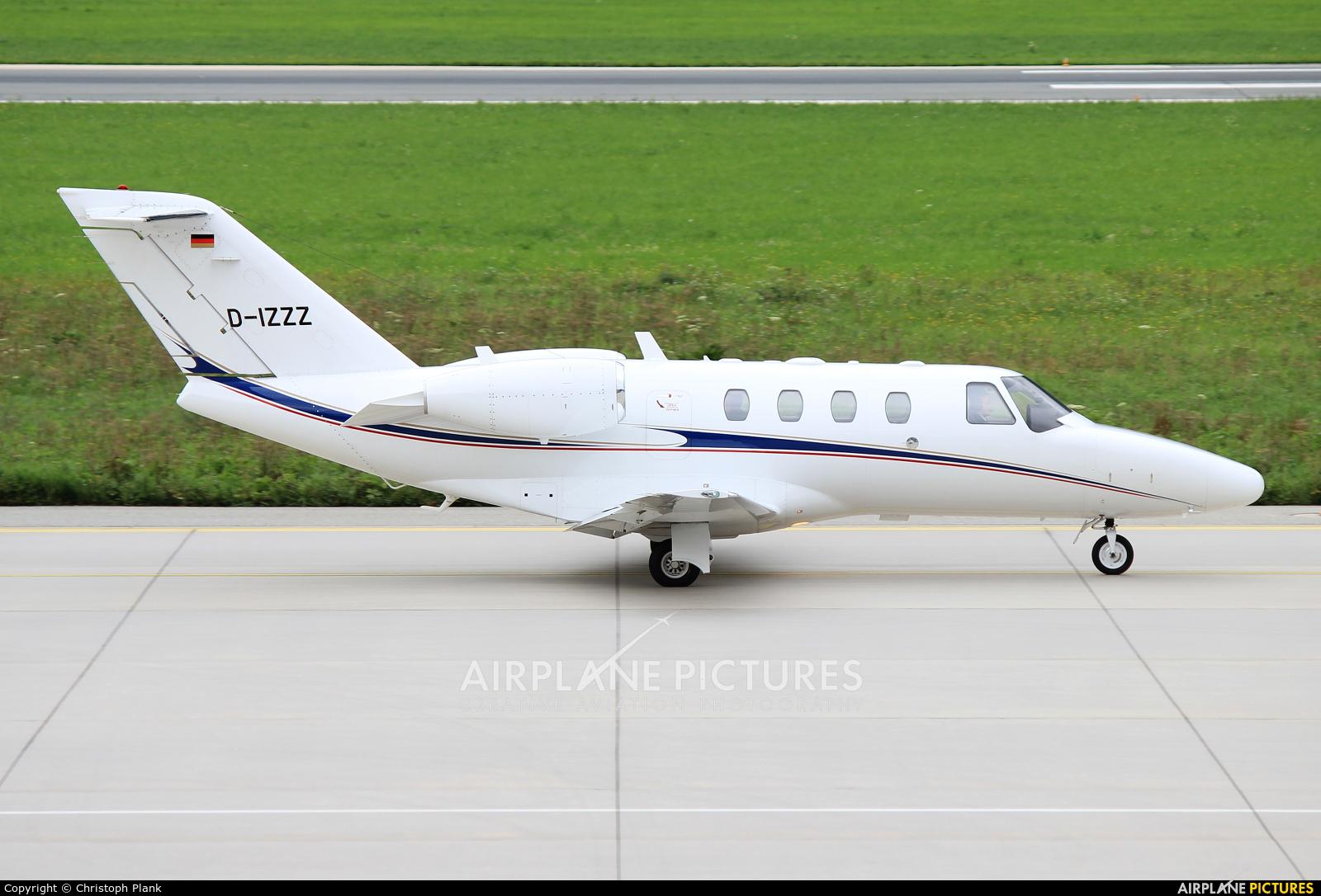 Nordwest Air Service D-IZZZ aircraft at Innsbruck